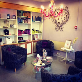 Elwoods hair salon high wycombe