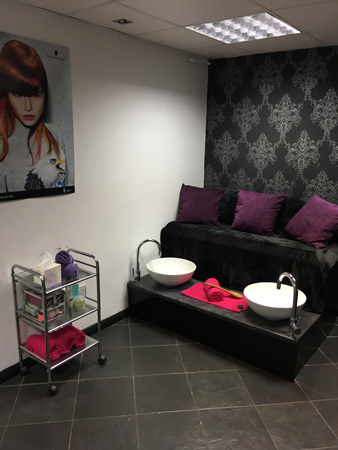 beauty salon loudwater